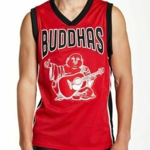 NEW Authentic True Religion Basketball Jersey Lrg